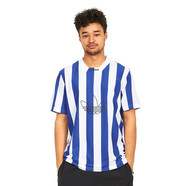 adidas - Engineered Stripes Ply Jersey