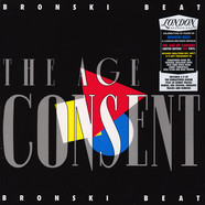 Bronski Beat - The Age Of Consent Pink Vinyl Edition