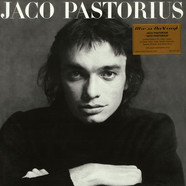 Jaco Pastorius - Jaco Pastorius Coloured Vinyl Edition