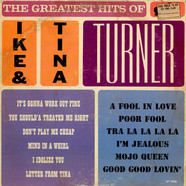 Ike & Tina Turner - The Greatest Hits Of Ike And Tina Turner