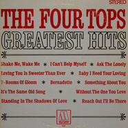 Four Tops - Greatest Hits