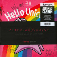 Jeff Russo - OST Altered Carbon Transparent Pink Vinyl Edition