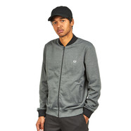 Fred Perry - Tipped Bomber Neck Track Jacket