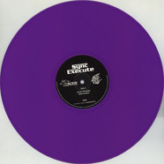 A Credible Eye Witness & Ghost Ride - Sync Execute Purple Vinyl Edition
