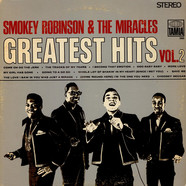 Smokey Robinson & The Miracles - Greatest Hits Vol. 2