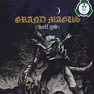 Grand Magus - Wolf God Black Vinyl Edition