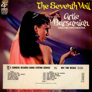 Artie Barsamian & His Orchestra - Seventh Veil
