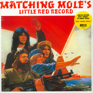 Matching Mole - Little Red Record Colored Vinyl Edition