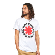 Red Hot Chili Peppers - Red Asterisk T-Shirt