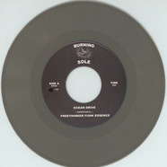 Freethinker Funk Essence - Ocean Drive / Liquor Bar Grey Vinyl Edition