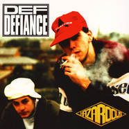 Def Defiance - Hazardous Fuck Brexit Blue & Yellow Vinyl Edition