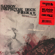 Saigon, Inspectah Deck & Bekay - The Raw / Remix Red Vinyl Record Store Day 2019 Edition