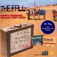 Fall, The - Mark E Smith's Personal Holiday Tony Tapes