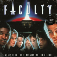 V.A. - OST The Faculty (20th Anniversary) Splattered Vinyl Record Store Day 2019 Edition