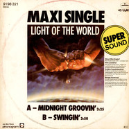 Light Of The World - Midnight Groovin'