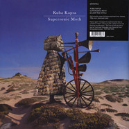 Kuba Kapsa - Supersonic Moth Colored Vinyl Edition