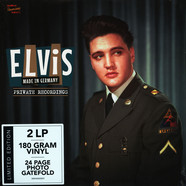 Elvis Presley - Made In Germany - Private Recordings Record Store Day 2019 Edition