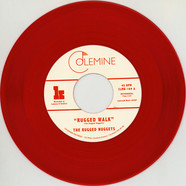 Rugged Nuggets, The - Rugged Walk Transparent Red Vinyl Edition