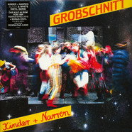 Grobschnitt - Kinder Und Narren Black & White Vinyl Edition