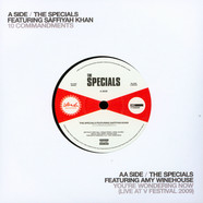 Specials, The - 10 Commandments / You're Wondering Now Feat. Saffiyah Khan & Amy Winehouse Record Store Day 2019 Edition