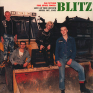 Blitz - No Future For April Fools: Live At The Lyceum 1982