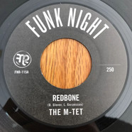 M-Tet, The - Redbone / Ray Ban Part 2