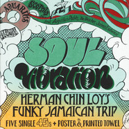 V.A. - Soul Vibrations: Herman Chin-Loy's Funky Jamaican Trip