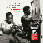 Sarah Vaughan - With Clifford Brown