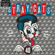 Stray Cats - 40 Black Vinyl Edition