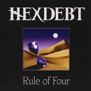Hexdebt - Rule Of Four Black Vinyl Edition