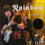 Rainbow - Live In Birmingham 2016 Limited Triple Lp