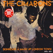 Cimarons - Skinheads A Mash Up London Town 19870-71