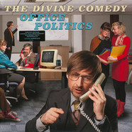 Divine Comedy, The - Office Politics Black Vinyl Edition
