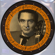 Johnny Cash - The Sun Singles Picture Disc Edition