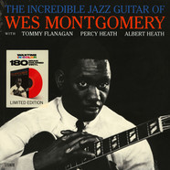 Wes Montgomery - The Incredible Jazz Guitar Of Wes Montgomery Red Vinyl Edition