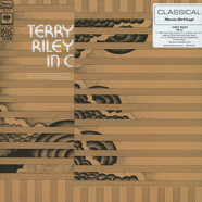 Terry Riley - In C Black Vinyl Version