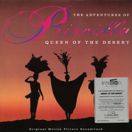V.A. - OST Adventures Of Priscilla: Queen Of The Desert Coloured Vinyl Version