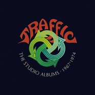 Traffic - The Studio Albums 1967-74 Limited 6LP Box