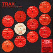 V.A. - Trax: The Foundations Of House