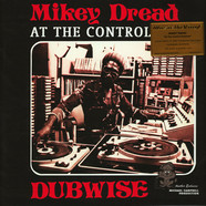 Mikey Dread - At The Control Dubwise Coloured Vinyl Edition