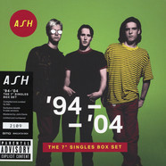 Ash - 94-'04 The 7'' Singles Box Set