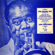 Louis Armstrong - Louis Armstrong Presents: New Orleans Jazz At Newport