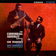 Cannonball Adderley Quintet,The - In San Francisco