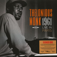 Thelonious Monk - 1961 Live In Paris