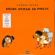 Jessie Reyez - Being Human In Public / Kiddo Red Orange Vinyl Version