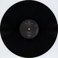 Ryan James Ford - Face Me Black Vinyl Edition