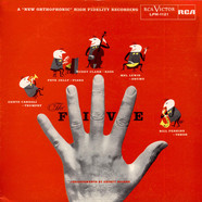 The Five - Arrangements By Shorty Rogers