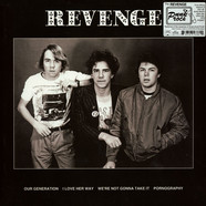 Revenge, The - Four Song 12inch