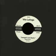 Vito Lalinga - Senegal's Love Desire Lego Unreleased Afro Cut