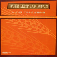 The Get Up Kids - Two EPs: Red Letter Day And Woodson